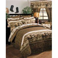Wild Horses Western Bedding