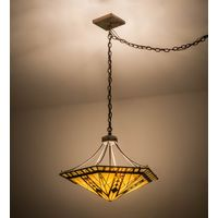 "27"" Wide Sonoma Inverted Pendant"