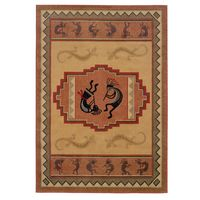 Ancient Icon Natural Rugs