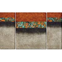 Canyon Walls Wrapped Canvas Art Prints