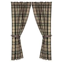 Huntsman Plaid Curtains
