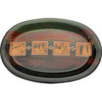 La Fonda Large Oval Platter