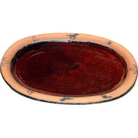New Western Large Oval Platter
