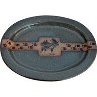 Moosetracks Small Oval Platter