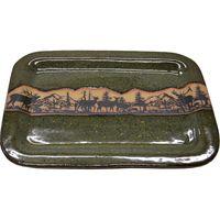 Elkwrap Rectangular Platter