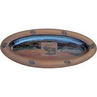Elk Slim Oval Platter