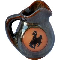 Bucking Bronco Creamer