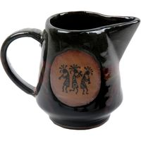 Trio Kokopelli Gravy Pitcher
