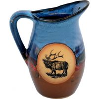 Elk Milk Pitcher