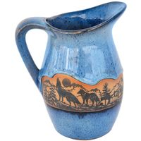 Wolfscape Milk Pitcher