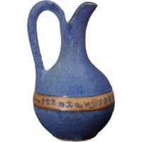 Mini Petroglyph Roundneck Pitcher