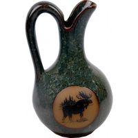 Moose 3 Roundneck Pitcher