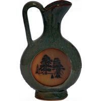 Trees Flat Pitcher
