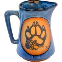 Wolf Paw Coffee Pitcher