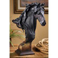 Equus - Friesian Horse  Sculpture