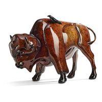 Simpaticos - Bison Sculpture
