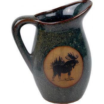Moose 3 Milk Pitcher